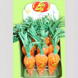 """Carrot"" Tangerine Jelly Bellies -  4.25 oz"