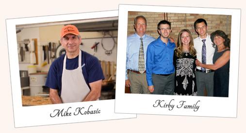 Kobasic & Kirby Family