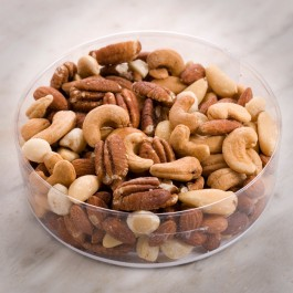 Deluxe Nut Round – 14 oz